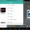 Dernière mise à jour apporte Conception soutien matériel et Chromecast TuneIn Radio
