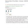 Amazon a The Pure édition Moto X Up en pré-commande si vous ne souhaitez personnaliser Il