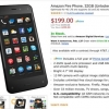 Amazon veut vraiment se débarrasser du reste de ces téléphones d'incendie, les remet sur 200 $ Vente d'un an de Premier