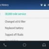 Android guimauve pourrait être fait son chemin à un OS voiture d'infodivertissement