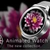 Montre animée Faces Met Scènes de nature nice sur votre poignet