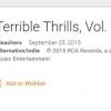 Un autre album gratuit sur Google Play Musique: Terrible Thrills le Vol Les gradins. 2