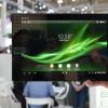Sony Xperia Tablet Z lancement au Royaume-Uni le 20 mai coûte 499 £