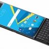 BlackBerry Messages Priv Intro vidéo et rabatteurs son engagement de confidentialité