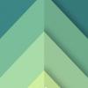 Chrooma développeur de presse un live wallpaper qui est parfait pour Material Design-affectueuses utilisateurs de Lollipop