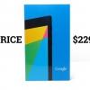 Alerte Deal: 16Go, 32Go Nexus 7 (2013) disponible pour 30 $ sur Amazon off