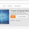 Télécharger la bande-son «gelée» gratuitement sur Google Play