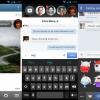 Facebook Messenger mise à jour, intègre désormais des autocollants