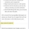 Firefox Beta est mise à jour Pour v40 avec une meilleure Avance / Retour Navigation, Divers En vertu des modifications des Bois