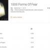 Gratuit sur Google Play: 1000 formulaires de Sia de l'album Fear, le meilleur de Britney, et certains Vibes latine