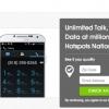 FreedomPop débuts appeler, envoyer des SMS et l'accès à 10 millions de hotspots WiFi pour 5 $ par mois