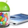 """Galaxy S3 Android 4.1 mise à jour Jelly Bean déploiement """"très bientôt,"""" Galaxy Note 10.1 et Galaxy Note originale également pour l'obtenir"""