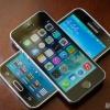 Les ventes du week-end de lancement Galaxy S5 rivalisaient de l'iPhone - les données de détail
