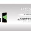 Précommandes Galaxy S6 bord Plus peuvent commencer le 21 Août