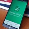 Google Docs, Draps et diapositives mis à jour avec réglages de l'interface utilisateur