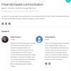 """Google O Horaire / I semble reconnaître 'proximité' Effort In Session """"Proximité-Based Communication '"""