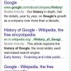 Google change la façon dont Il Indique les URL dans le mobile Résultats de la recherche pour inclure noms de site, la chapelure lieu