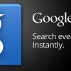 Google Search pour Android mis à jour pour rechercher du contenu app, inclure des applications dans les résultats