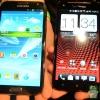 HTC Droid DNA vs Samsung Galaxy Note 2