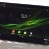 Sony Xperia Tablet Z - mains sur le preview [vidéo]