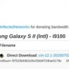 International Galaxy S2 dit au revoir à CyanogenMod 11, Saute 12,0 entièrement pour frais nightly build de 12,1 lieu