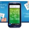 Autocollants NFC Samsung TecTiles annoncées: raccourcis app pour Galaxy S3 et autres téléphones