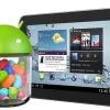 Mise à jour Jelly Bean déploiement au WiFi Galaxy Tab 2 7.0 et Tab 2 10.1 aux États-Unis et au Canada
