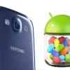 Aucune mise à jour Jelly Bean pour Galaxy S3 US jusqu'en 2013, peut-
