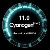 KitKat CyanogenMod base 11,0 M1 construit maintenant disponible pour les appareils Nexus