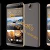 Fuite rend révéler variantes de couleurs HTC One E9 +