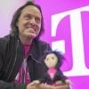Legere Says T-Mobile va maintenant Après «voleurs» Qui contourner les limites de Tethering