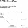 Tablette LG G Pad (LG-V500) apparemment repéré à la FCC