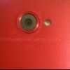 Edition limitée HTC DROID DNA repéré à l'état sauvage, est de couleur rouge feu