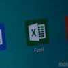 Preview de Microsoft Office applications publiées pour les tablettes Android sur Lollipop, et les systèmes x86