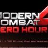 Modern Combat 4: Zero Hour désormais disponible via Google Play
