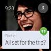 Plus de détails sur l'usure interface utilisateur Android et comment tout fonctionne