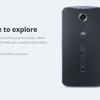 Motorola a le 64Go Bleu Nexus 6 En Stock Right Now-Se