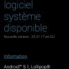 Motorola va de l'avant Avec 1st Gen Moto G LTE Android 5.1 Soak Test Aujourd'hui, 1st Gen Moto E dès la semaine prochaine