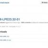 Motorola publie Android 5.1 Kernel Source Pour 2014 Moto X