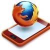 Téléphones et les fonctionnalités du système d'exploitation de Mozilla Firefox présentés dans la vidéo preview