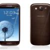 Couleurs Nouveau Samsung Galaxy S3 à venir: brun ambré, rouge grenat, noir saphir et gris titane