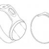 Les brevets de conception Samsung montrer smartwatches avec écrans arrondis