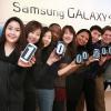Samsung annonce la vente de 100 millions de GS3 Galaxy à 190.000 unités par jour