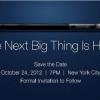 Samsung Galaxy Note 2 soirée de lancement des États-Unis prévu pour le 24 Octobre