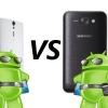 Samsung Galaxy S2 Skyrocket HD vs Sony Xperia S