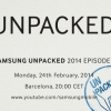 Samsung Galaxy S5 lancement au Mobile World Congress?