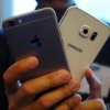 Samsung Galaxy S6 vs iPhone 6 rapide coup d'oeil