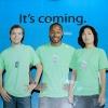 Samsung tournage d'un nouvel anti-Pomme commerciale à Los Angeles