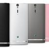 Sony Xperia SL est maintenant officielle: un Xperia S remanié avec dual-core 1.7GHz Snapdragon S3 puce