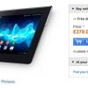 Sony Xperia Tablet S sera en vente au Royaume-Uni, le modèle 64 Go WiFi disponible uniquement aux États-Unis
